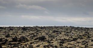 Icelandic nature landscape Royalty Free Stock Images