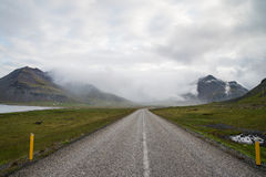 Icelandic ring road Stock Images