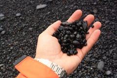Icelandic stones Stock Photo