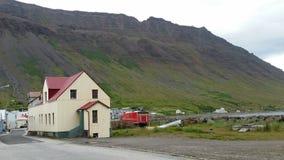Icelandic Traditional House Royalty Free Stock Image