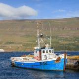 Icelandic Trawler Stock Images