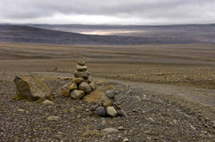 Icelandic Tundra Royalty Free Stock Image
