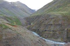 Icelandicmountains Lizenzfreie Stockbilder