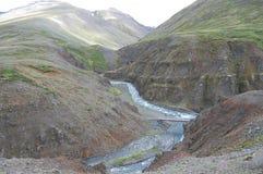 Icelandicmountains2 Lizenzfreie Stockbilder