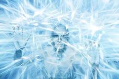 Iceman Stock Image