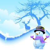 Iceman Royalty Free Stock Photo