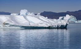 Free Ices And Icebergs Of Polar Regions Of Earth. Royalty Free Stock Photos - 137453108