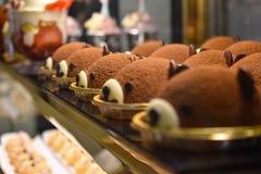 Icescream d'ours de pudding photo libre de droits