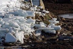 Icesculptures Стоковое Изображение RF