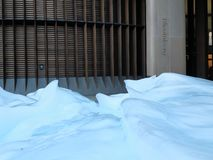 IceWatch London Bloomberg stock photos