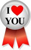 Ich liebe dich/ENV vektor abbildung