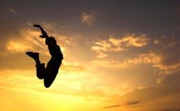 Ich liebe die Welt! Stockfoto
