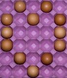 Ich liebe Eier Stockfotografie