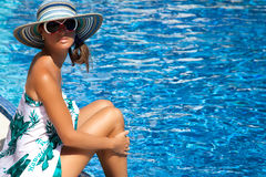 Ich liebe Sommer Lizenzfreies Stockfoto