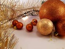 Ich liebe Weihnachten für immer stockfotografie