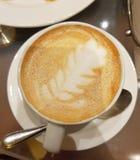 Ich mag Kaffee stockfotos