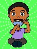 Ich mag Reis Lizenzfreies Stockfoto