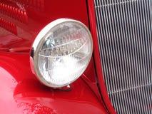 Ich wünsche das rote Auto! Stockbilder