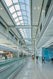 Icheon International Airport interior, Seoul, South Korea. Royalty Free Stock Photography