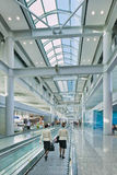 Icheon International Airport interior, Seoul, South Korea. Stock Photos