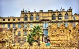 Icheri Sheher, die alte Stadt von Baku Lizenzfreie Stockfotos