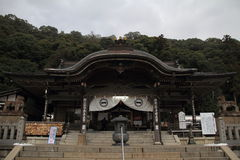 Ichibata Yakushi temple Stock Photo