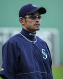 Ichiro Suzuki, marinai di Seattle Fotografia Stock