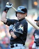 Ichiro Suzuki. Miami Marlins OF Ichiro Suzuki stock photos