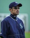 Ichiro Suzuki, navegadores de Seattle Foto de Stock
