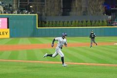 Ichiro Suzuki, Seattle Mariners-Baseball-Spiel lizenzfreie stockfotos