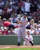 Ichiro Suzuki. Seattle Mariners star centerfielder Ichiro Suzuki. Image taken from color slide royalty free stock images