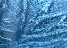 Ici windscreen Zdjęcie Royalty Free