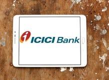ICICI logo de banque Photos libres de droits