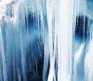 icicle Fotografia de Stock Royalty Free