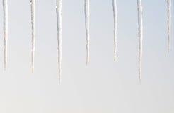 icicles Стоковое Изображение RF