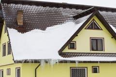 icicles Стоковые Фотографии RF