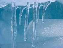Free Icicles Royalty Free Stock Photo - 393345