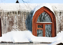 Free Icicles And Window Stock Photo - 20675480