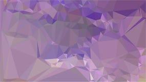 Icicles illustration triangulation vector illustration