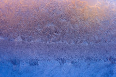 Icing of glass Royalty Free Stock Photos