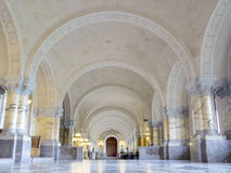 ICJ Main Hall of the Peace Palace, The Hague Royalty Free Stock Images