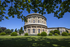 Ickworth议院和庭院在萨福克 免版税库存图片