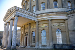 Ickworth castle on sunny summer or spring day. England Stock Image