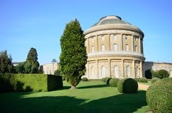 Ickworth House with Formal Garden Stock Images