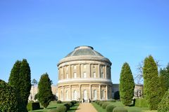 Ickworth house with path Stock Images