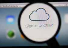 Icloud Royalty Free Stock Images