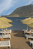 Icmeler Beach Marmaris, Turkey Stock Photos