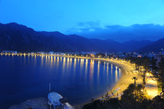 Icmeler Marmaris Immagine Stock