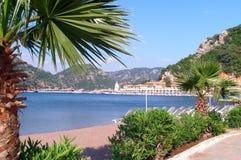Icmeler Resort Turkey Royalty Free Stock Images