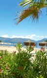 Icmeler strand Fotografering för Bildbyråer